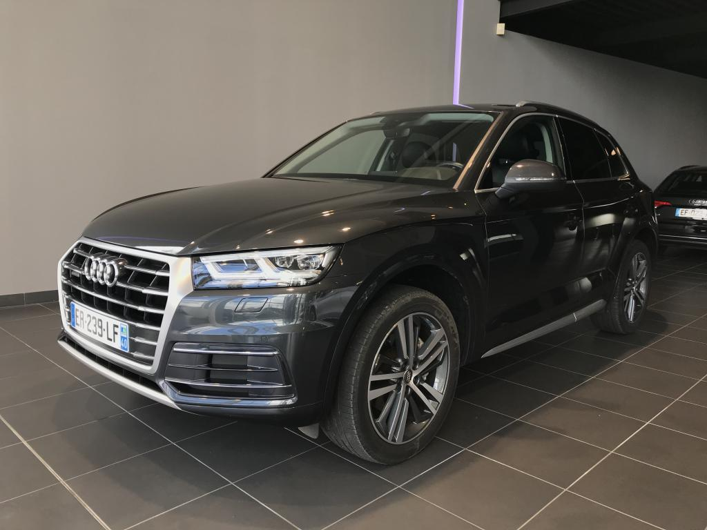 photo AUDI Q5 2017 Bretagne