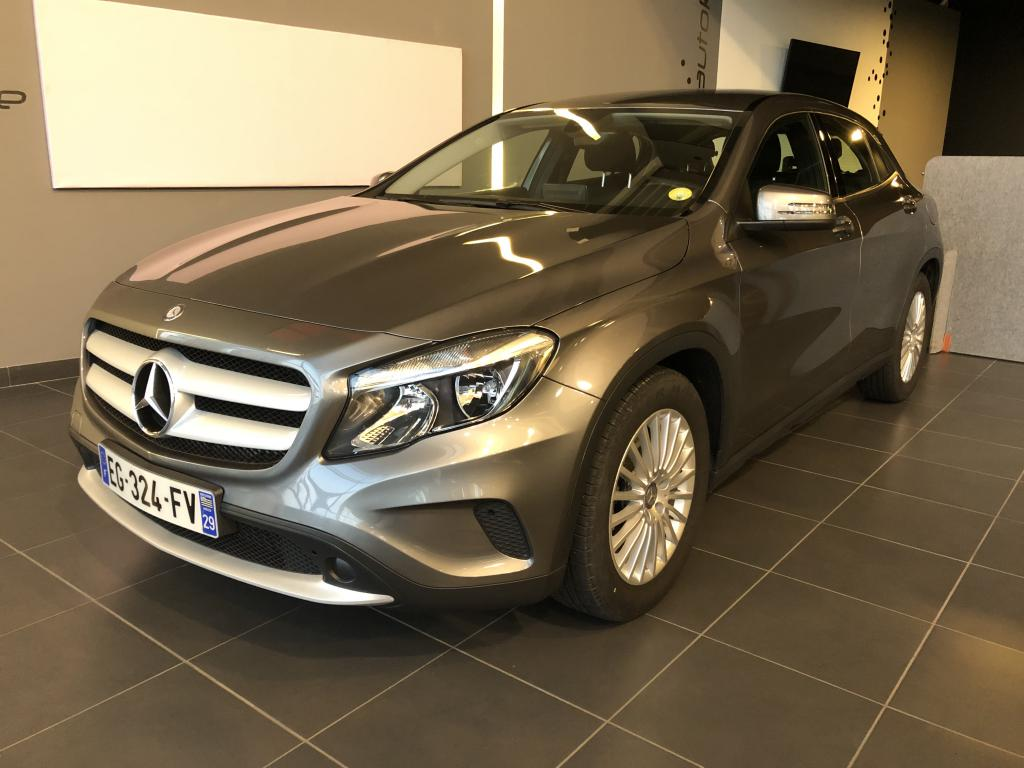 photo MERCEDES CLASSE GLA 2016 Bretagne