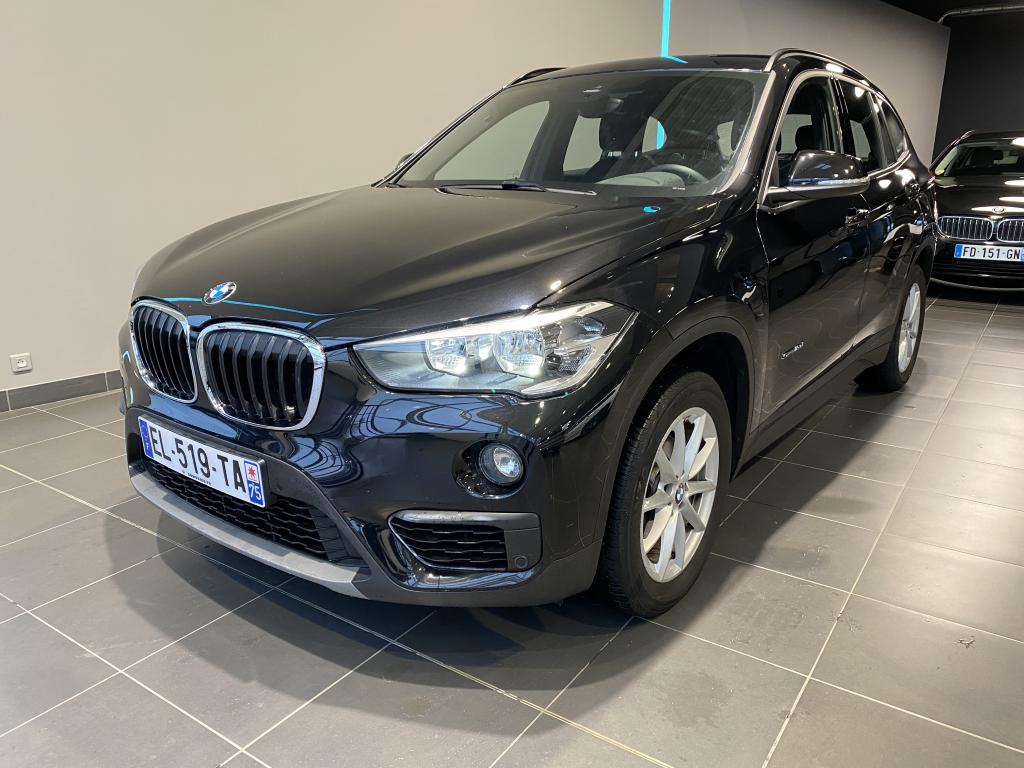 photo BMW X1 2017 Bretagne