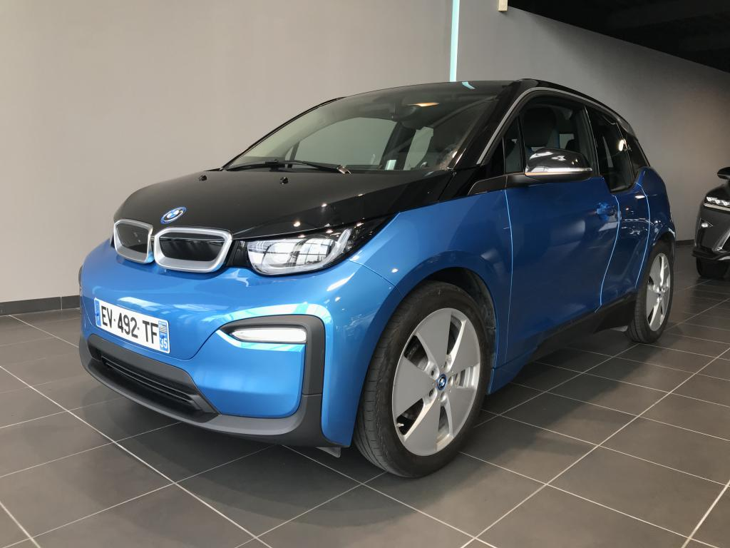 photo BMW I3 2018 Bretagne