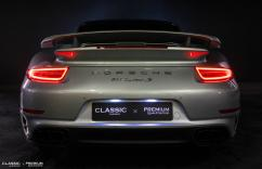 photo extérieur PORSCHE 911 TURBO COUPE
